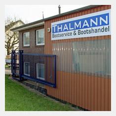 100 Prozent Bootsservice im Yachthafen von THALMANN an der Elbe in Hamburg