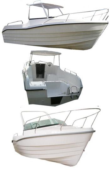 Motorboot Necko 535