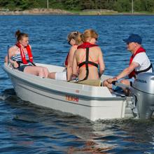 Ruderboot Terhi 400